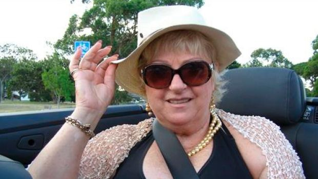 Christine Crickitt was found dead in her Sydney home.